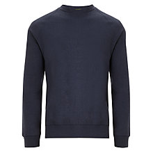 Buy Kin by John Lewis Raglan Sweatshirt, Navy Online at johnlewis.com