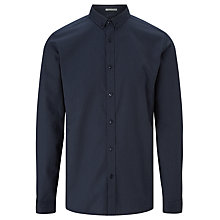 Buy Kin by John Lewis Long Sleeve Pin Dot Shirt Online at johnlewis.com
