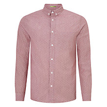 Buy Kin by John Lewis Button Down Dobby Shirt Online at johnlewis.com