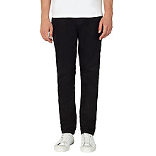 Buy Kin by John Lewis Stretch Denim Jeans Slim Jeans, Black Online at johnlewis.com