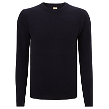Buy JOHN LEWIS & Co. Moss Yoke Merino Cashmere Jumper Online at johnlewis.com