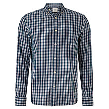 Buy John Lewis Table Check Twill Shirt Online at johnlewis.com
