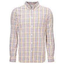 Buy John Lewis Country Check Cotton Twill Shirt Online at johnlewis.com