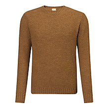 Buy JOHN LEWIS & Co. Made in England Moss Crew Neck Jumper Online at johnlewis.com