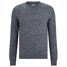 Buy JOHN LEWIS & Co. Jaspe Cotton Sweatshirt Online at johnlewis.com