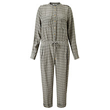 Buy Somerset by Alice Temperley Jumpsuit, Green Online at johnlewis.com