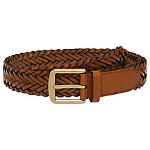 Buy Mulberry Braided Belt Online at johnlewis.com