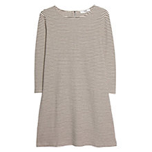 Buy Mango Striped Cotton Dress Online at johnlewis.com