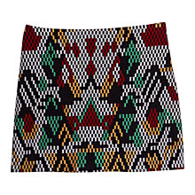 Buy Mango Embroidery Detail Skirt Online at johnlewis.com