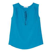 Buy Mango Tassel Detail Blouse Online at johnlewis.com