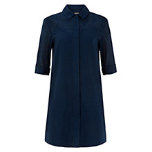 Buy Hobbs Noa Tunic, French Navy Online at johnlewis.com