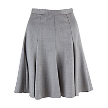 Buy Almari Flared Panel Skirt, Grey Online at johnlewis.com