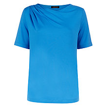 Buy Jaeger Draped Jersey Top Online at johnlewis.com