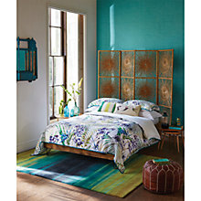 Buy Harlequin Paradise Bedding, Lagoon Online at johnlewis.com