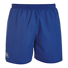 Buy Canterbury of New Zealand Vapodri Woven Shorts, Blue Online at johnlewis.com