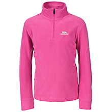 Buy Trespass Girls' Microfleece With Zip Online at johnlewis.com