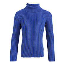 Buy John Lewis Girls' Roll Neck Top Online at johnlewis.com