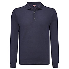 Buy John Lewis Made in Italy Merino Polo Shirt Online at johnlewis.com