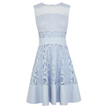 Buy Coast Rina Dress, Pale Blue Online at johnlewis.com