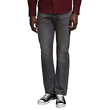 Buy Levi's 501 Straight Jeans, Urban Grey Online at johnlewis.com
