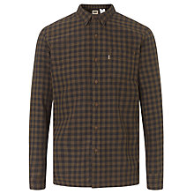 Buy Levi's Sunset Check One Pocket Shirt Online at johnlewis.com