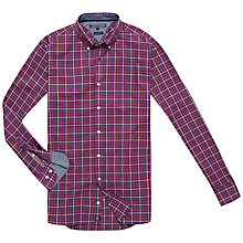 Buy Tommy Hilfiger Jada Check Shirt Online at johnlewis.com