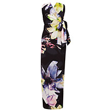 Buy Coast Zuzanna Floral Print Maxi Dress, Multi Online at johnlewis.com