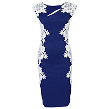 Buy Jolie Moi Lace Panel Bodycon Dress Online at johnlewis.com