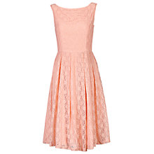 Buy Jolie Moi 50s Audrey Lace Dress Online at johnlewis.com
