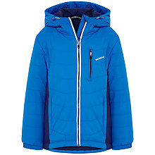Buy Skogstad Girls' Primaloft Jacket, Ultra Blue Online at johnlewis.com