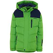 Buy Skogstad Padded Down Jacket, Green Online at johnlewis.com