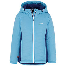 Buy Skogstad Girls' Primaloft Jacket, Blue Online at johnlewis.com