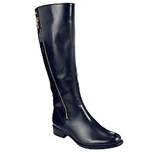 Buy Gabor Dawson Leather Knee High Boots Online at johnlewis.com