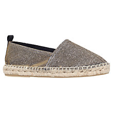 Buy Carvela Scarlett Flat Espadrilles Online at johnlewis.com