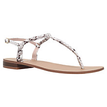 Buy Carvela Barbados Toe Thong Sandals Online at johnlewis.com