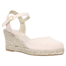 Buy Carvela Sabrina Wedge Heeled Espadrilles Online at johnlewis.com