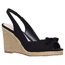 Buy Carvela Suzie Wedge Heeled Sandals Online at johnlewis.com