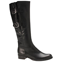 Buy Gabor Astoria Adjustable Leather Knee Boots Online at johnlewis.com