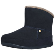 Buy FitFlop Mukluk Suede Shorty Ankle Boots Online at johnlewis.com