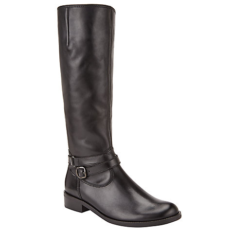 buy gabor lucky wide fitting knee high boots lewis