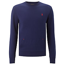 Buy Polo Golf by Ralph Lauren Fleece Sweatshirt Online at johnlewis.com