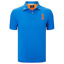 Buy Hackett London Number 1 Short Sleeve Polo Shirt Online at johnlewis.com