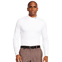 Buy Polo Golf by Ralph Lauren RLX Peached Base Layer Jersey Online at johnlewis.com