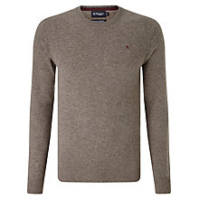 Buy Hackett London Lambswool Jumper Online at johnlewis.com