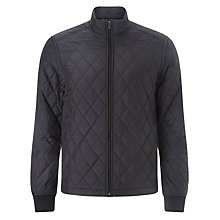 Buy Polo Golf by Ralph Lauren Lux Convert Jacket, Polo Black Online at johnlewis.com