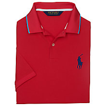 Buy Polo Golf by Ralph Lauren Performance Pique Polo Shirt Online at johnlewis.com
