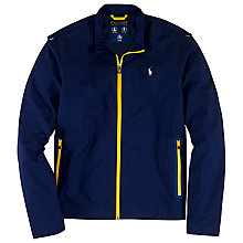 Buy Polo Golf by Ralph Lauren Core Breaker Jacket Online at johnlewis.com