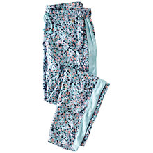 Buy Wrap London Ferne Trousers, Jade Print Online at johnlewis.com