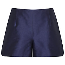 Buy Reiss 1971 Feather Tailored Shorts, Midnight Online at johnlewis.com
