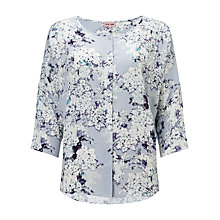 Buy Phase Eight Laurie Print Blouse, Multi Online at johnlewis.com